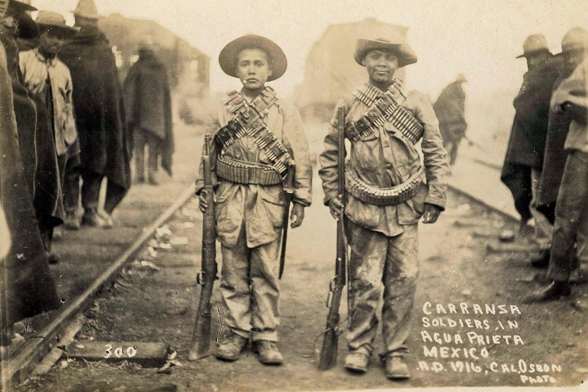 child soldiers mexican revolution true west magazine