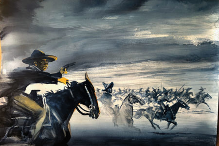 cavalry charge bob boze bell true west magazine