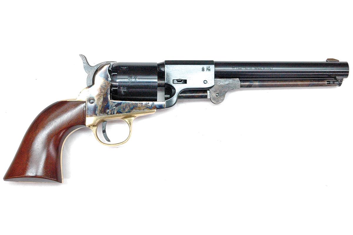 cowbiy six gun true west magazine