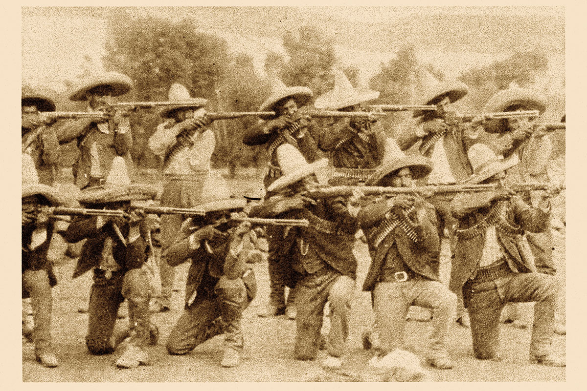 mexican revolution rifles true west magazine