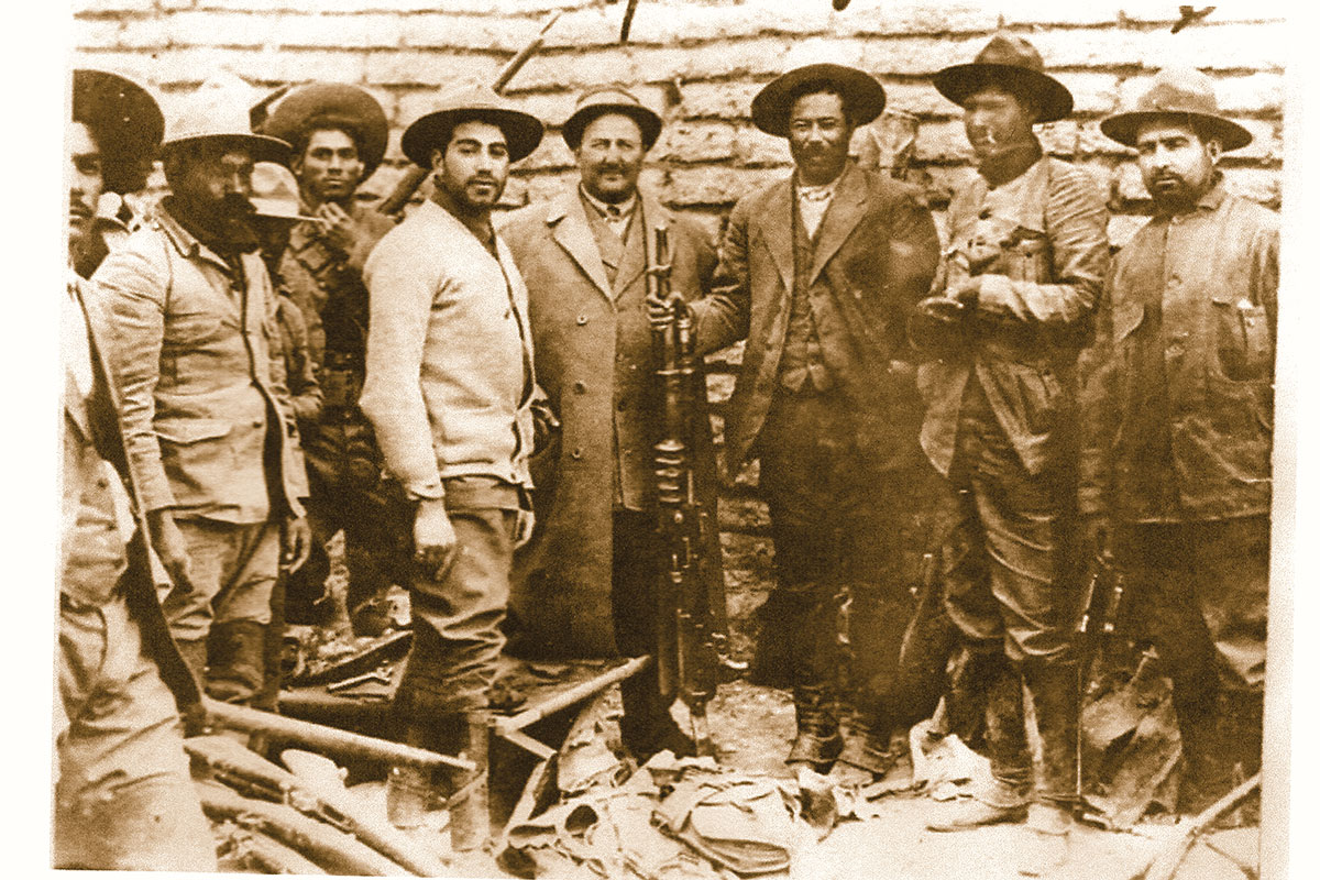 pancho villa guns true west magazine
