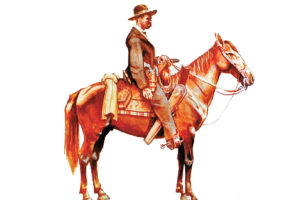 wyatt earp dick naylor horse true west magazine