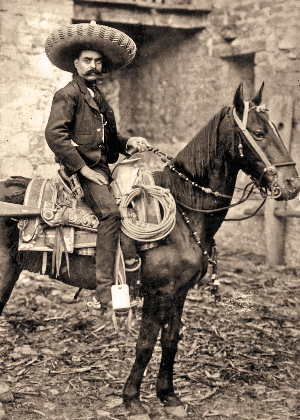 zapata mexico history true west magazine