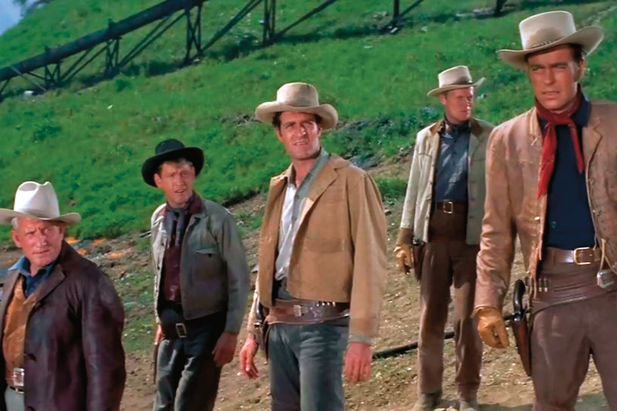 broken lance western movie true west magazine