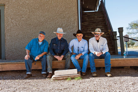 true west posse bob boze bell true west magazine