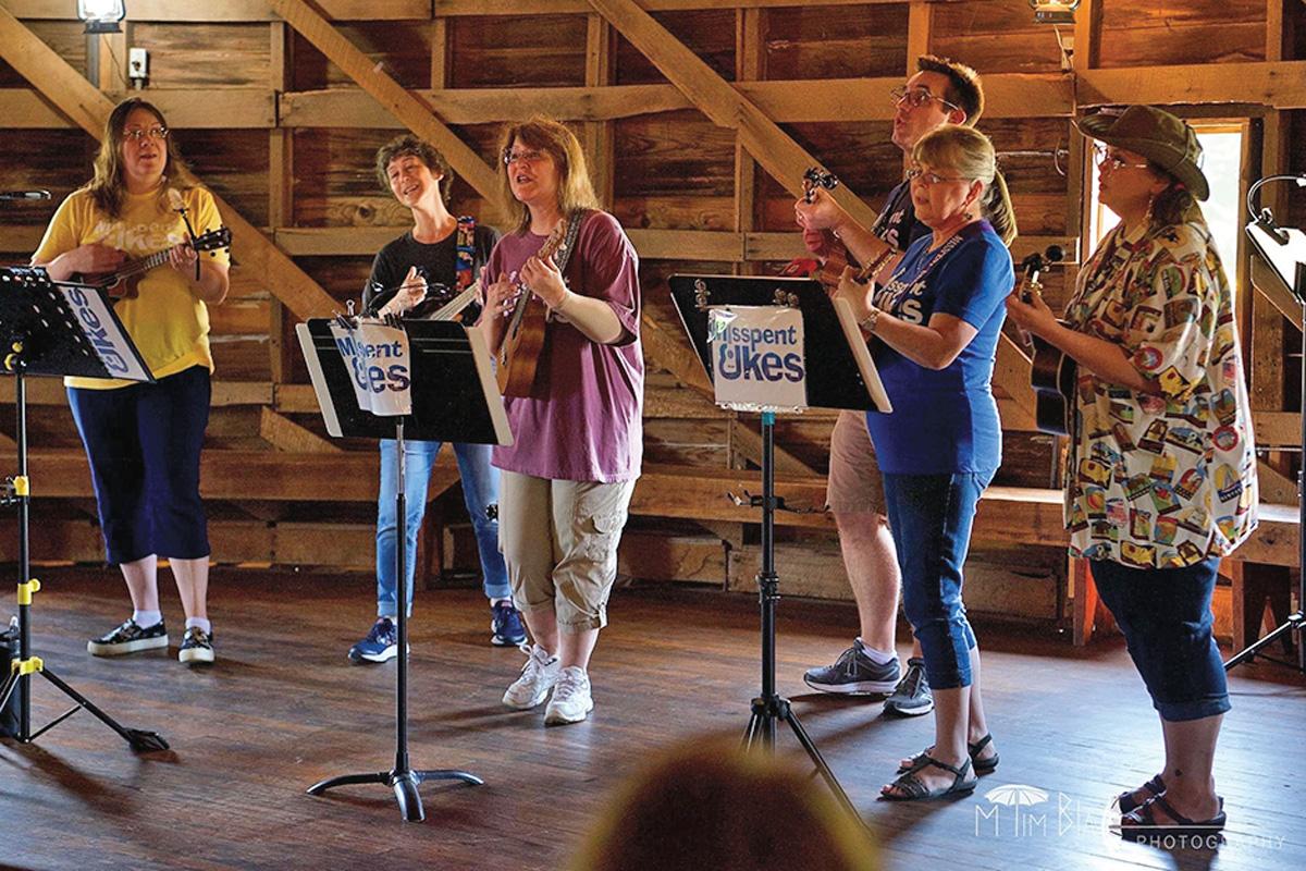 ukulele festival arcadia round barn true west magazine