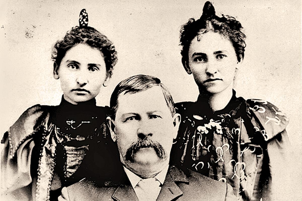 virgil earp family true west magazine