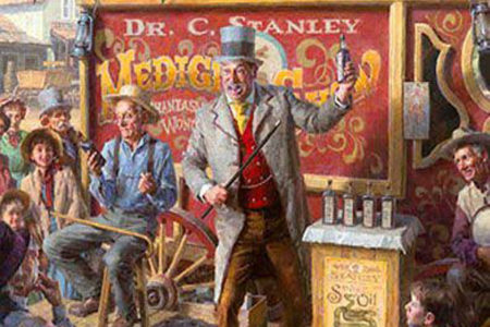 medicine shows old west medicine true west magazine