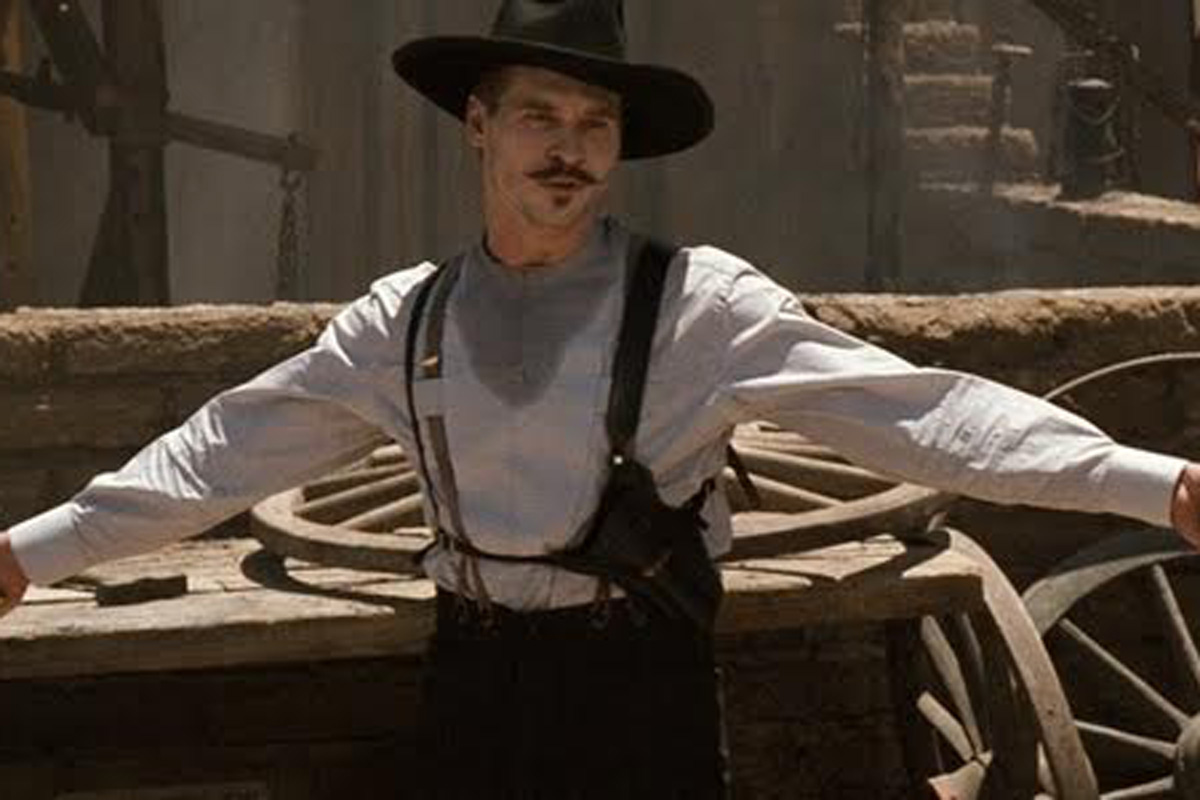 doc holliday tombstone movie gunfight true west magazine