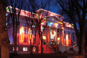 prescott arizona courthouse holiday true west magazine