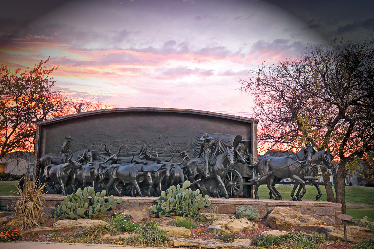 chisholm trail heritage center true west magazine
