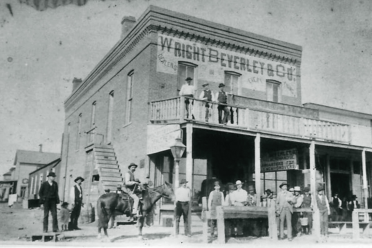 dodge city general store true west magazine