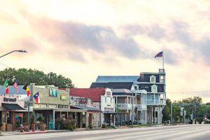 downtown fredericksburg texas true west magazine