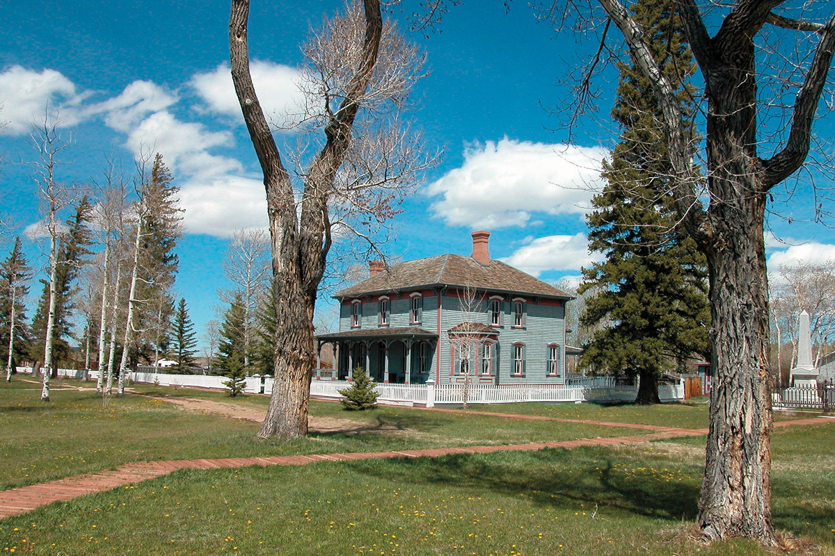 fort bridger true west magazine