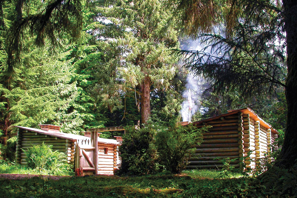 lewis and clark encampment true west magazine