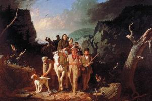 daniel boone wilderness trail true west magazine