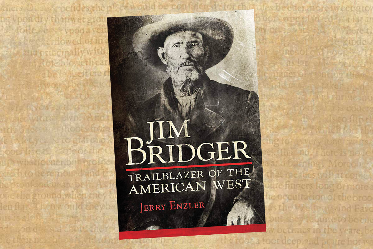 jim bridger book true west magazine