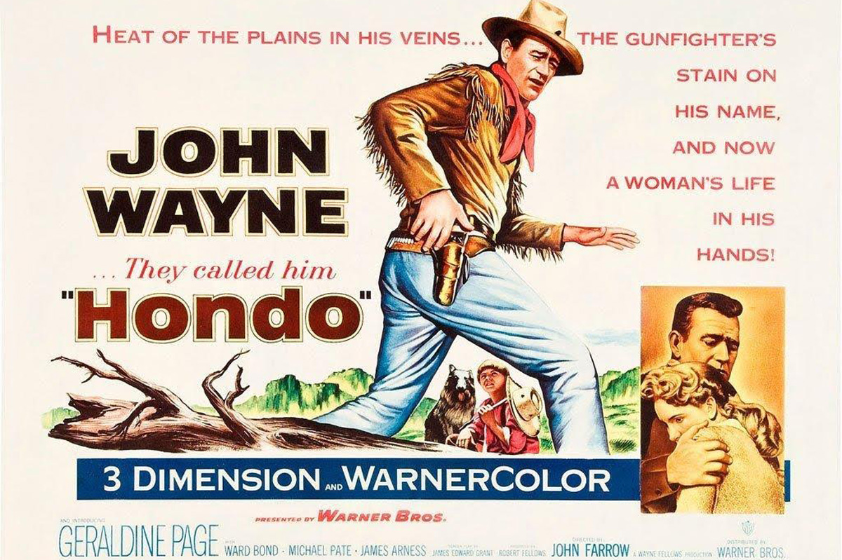louis l'amour's hondo john wayne true west magazine