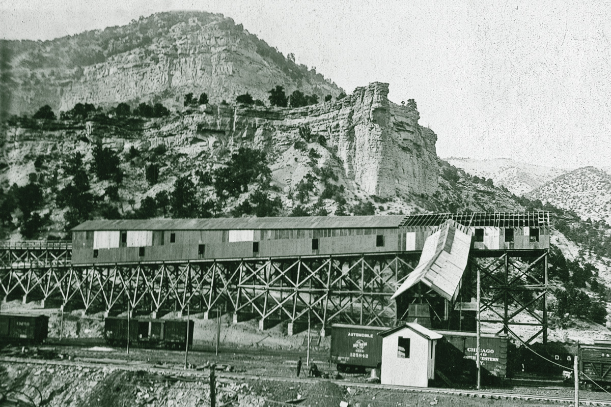 castle valley coal company true west magazine