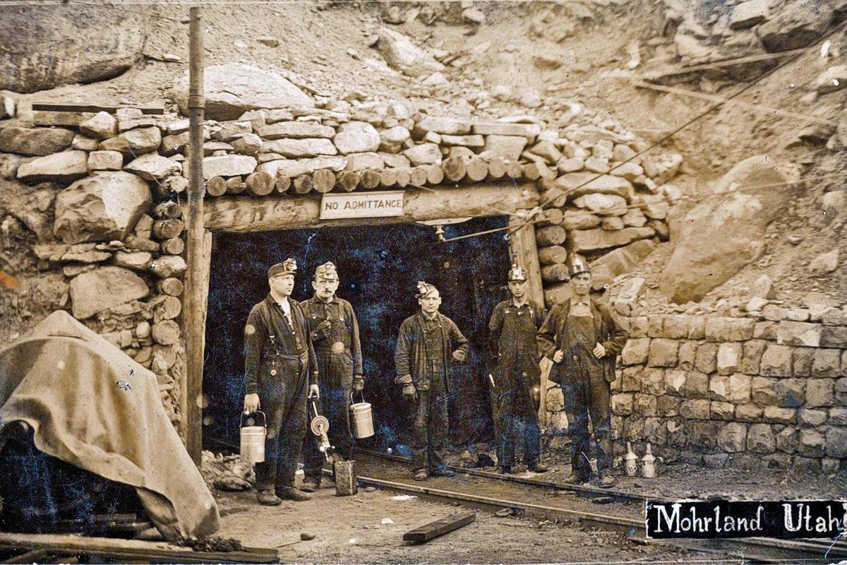 utah coal mining historical true west magazine