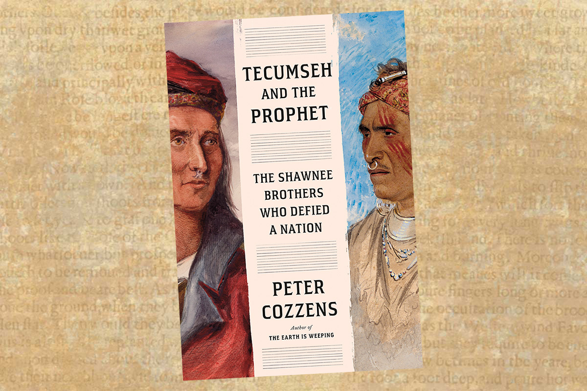 tecumseh and the prophet book true west magazine