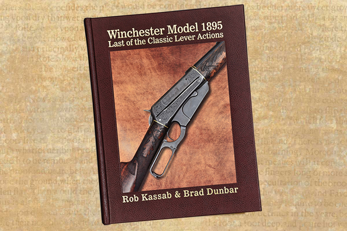 winchester model 1895 book true west magazine