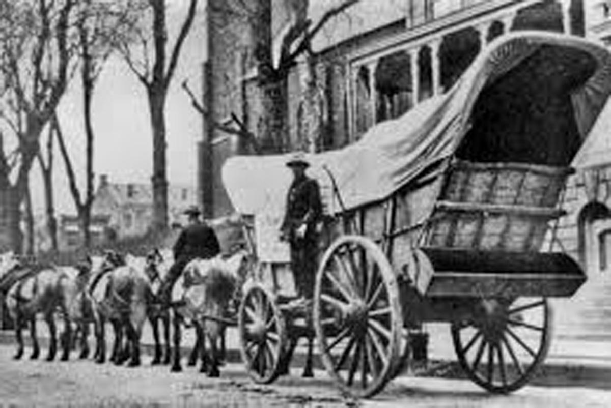 conestoga wagon true west magazine